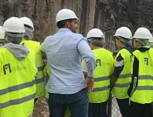 Un centenar de escolares celebraron o Día Europeo dos Minerais en Porriño