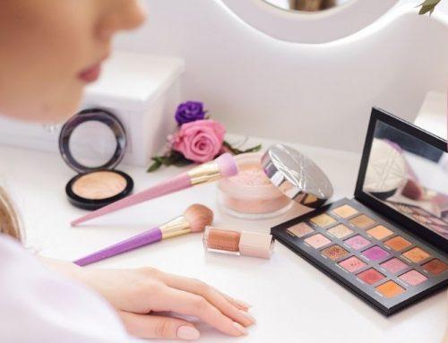 El maquillaje: de la mina a tu piel