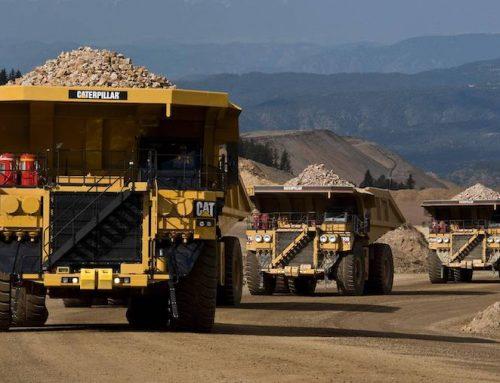 A xeopolítica dos minerais marca a política mundial