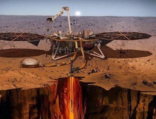A carreira pola minaría espacial xa comezou