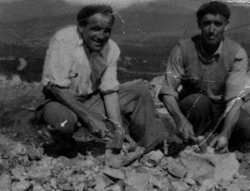 San Finx, 6.000 años de minería en el Barbanza