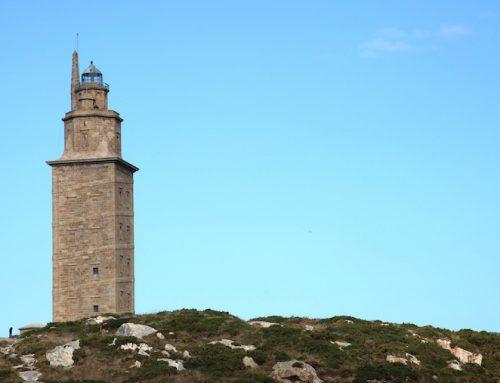 La Torre de Hércules, una joya de la minería