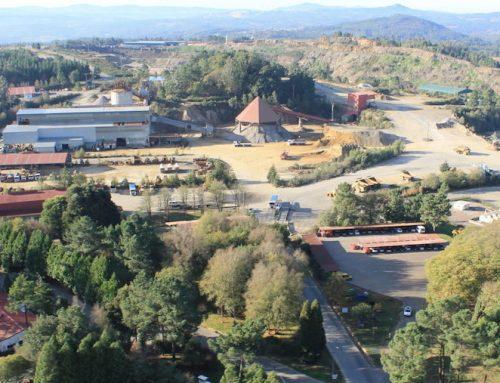 La nueva minería se desarrolla en antiguas explotaciones y escombreras