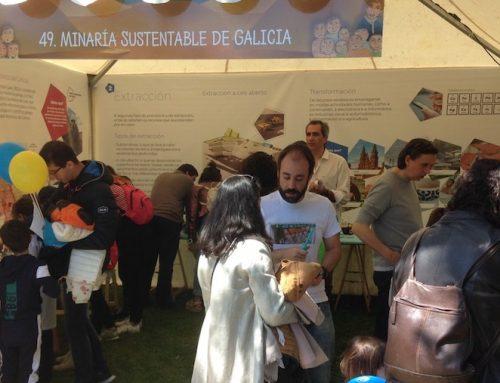 A ciencia saíu á rúa na Coruña
