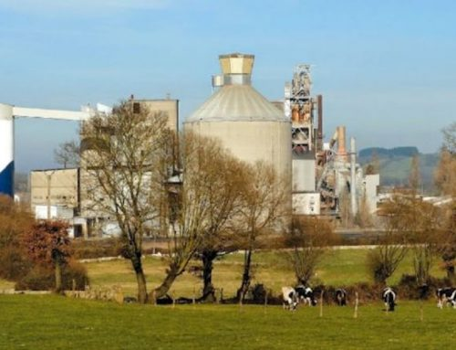 O cemento en Galicia: fabricación e cifras