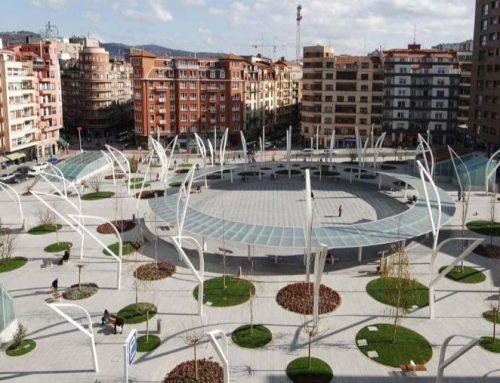 O granito galego nas principais rúas de España